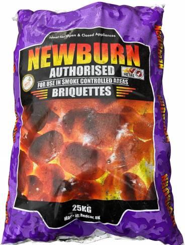 Newburn Briquettes 25Kg