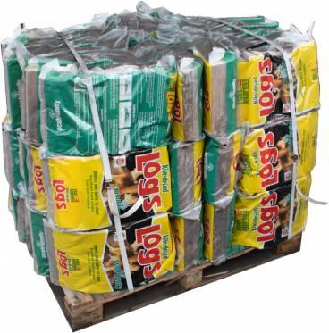 Kiln Dried Logs Half Pallet