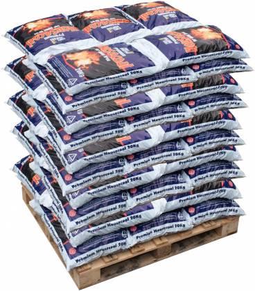 Premium Housecoal Full Pallet (illustration only)