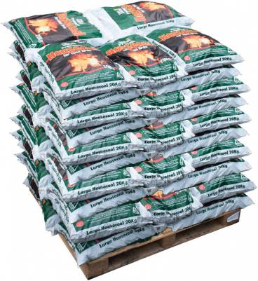 Large Housecoal Full Pallet (illustration only)
