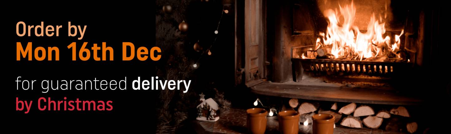 Order now for Christmas coal and logs delivery